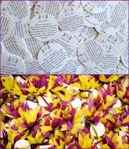 Floral Favors